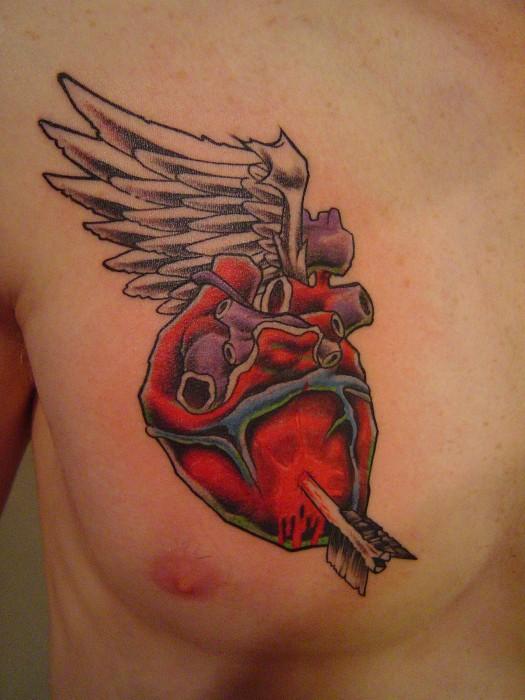 Black Pearl Tattoo
